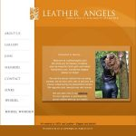 Leather Angels 로그인