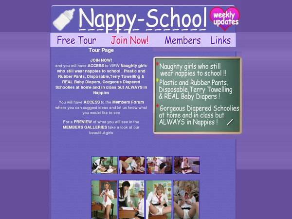 Nappy-school.com Pay Using