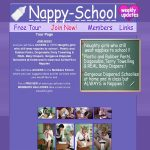 New Nappy School Account