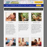 Boy Gusher Discount Url