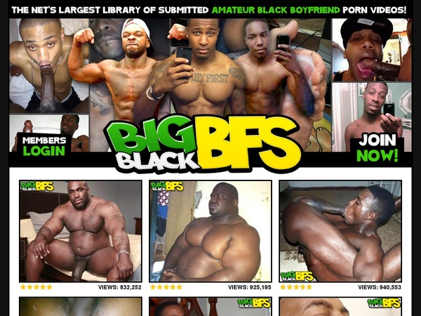 Big Black BFs With Discover Card