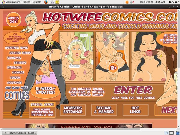 Hotwifecomics Full Version