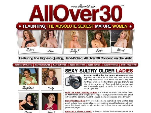 Free Allover30 Id And Password