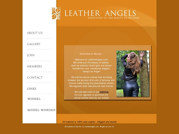 Leatherangels Free Sign Up