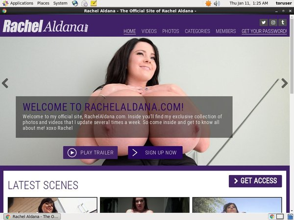 Account Free Rachelaldana