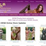 WSM Productions Sign Up Page